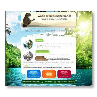 website banner designs