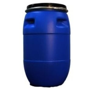 100L Blue Barrel