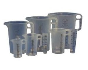 Measuring Jugs & Cylinders