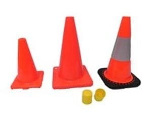 Traffic Cones & Star Picket Covers