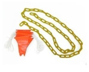 Bunting and Chain