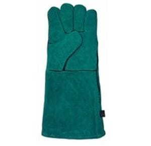 Lefty welders glove - A grade cow split leather and Kevlar