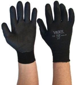 Vader Nitrile glove - black