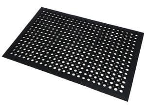 Heavy Duty Honeycomb Rubber Mat