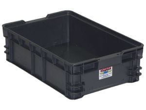 Vented or Solid Auto Crate