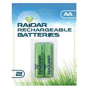 Snake Repeller Rechargeable Batteries Twin Pack