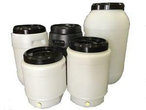 Air-tight Screw top Barrels