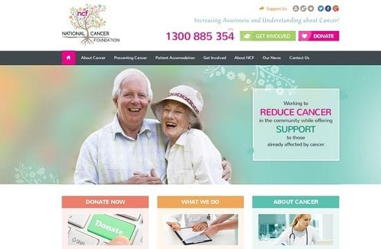 New Website Launched for NCF