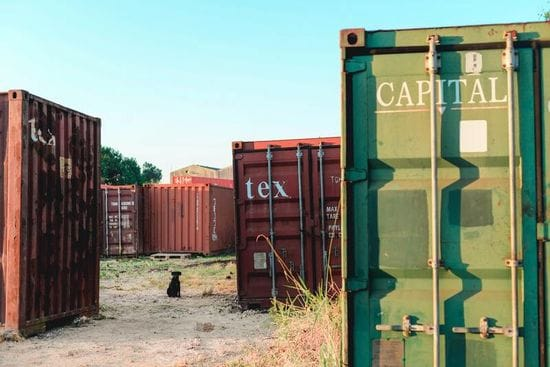 Does a shipping container require development approval?