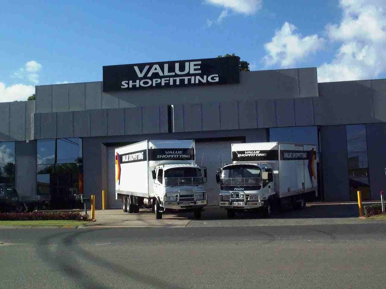 Commercial shop fitouts on the Gold Coast | Value Shopfitting