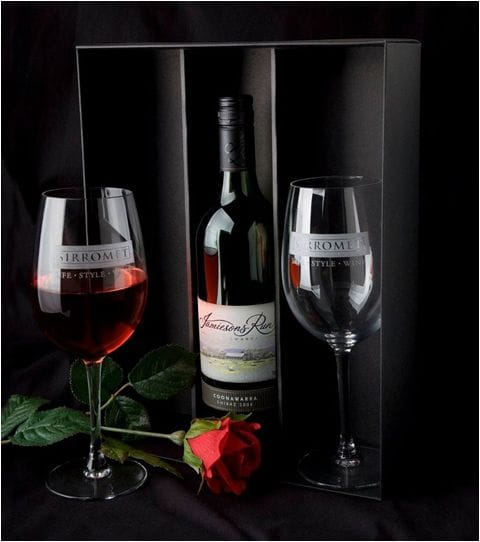 Browse our gallery of personalised and engraved glassware