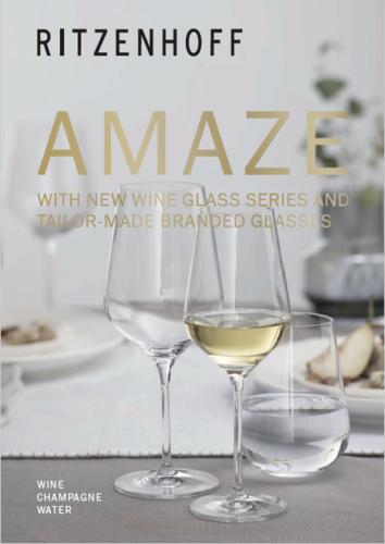 RITZENHOFF Wine Glasses | The Glassware Company