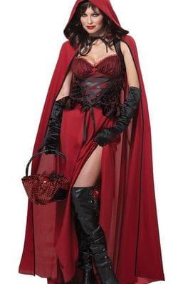 Red Riding Hood Dark