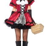 Red Riding Hood Girl