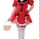 Red Riding Hood Lady