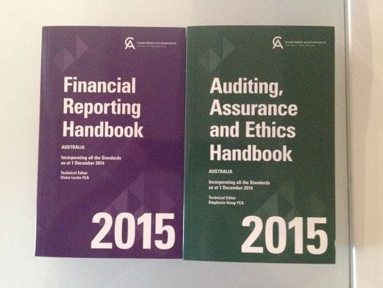 Accounting and Auditing Handbooks 2015