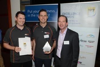 Knotwood screws down award victory
