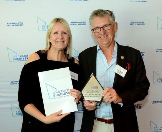 Paradise Resort skates away with award win