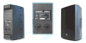 XRS12 & XRS12 Loudspeakers
