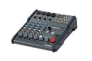 Proel Passive Mixing Consoles