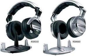 Consumer Headphones RSX Series