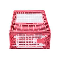 Poultry Transport Crate – Two Door