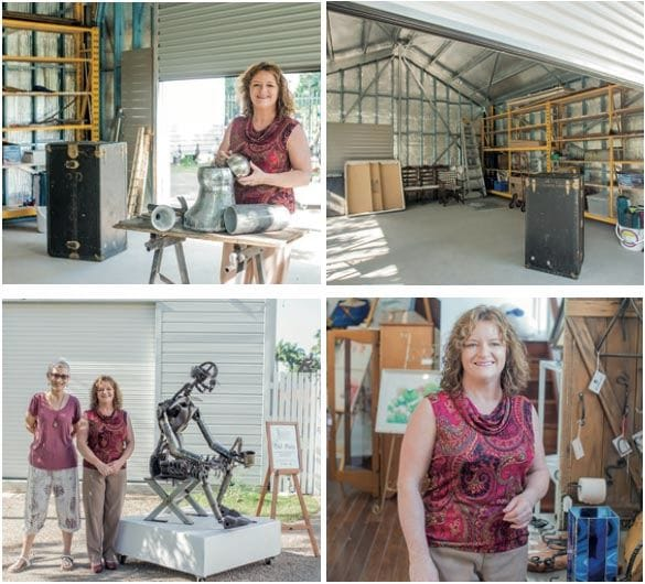 Sue's She Shed