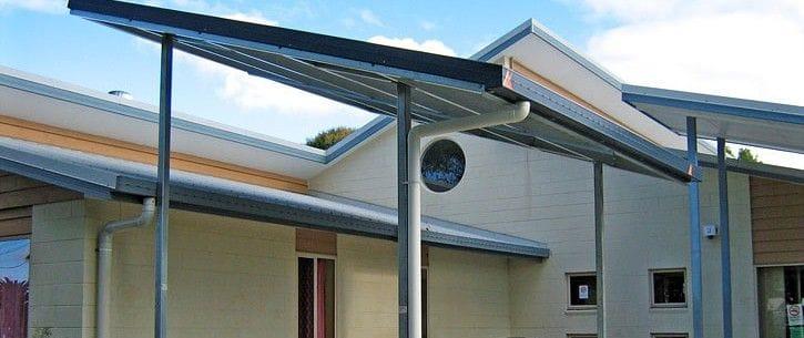 Patios Townsville - Garage World Townsville