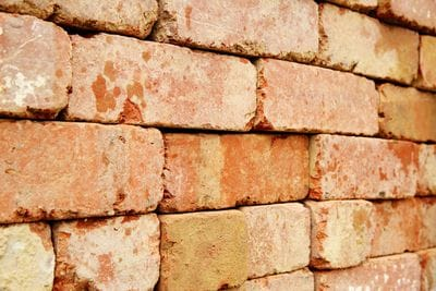 Handmade Apricot wall