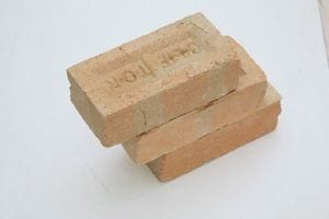 Cream Clinker Bricks