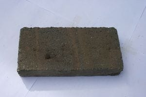 Grey Paver Bricks
