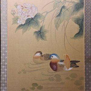 Post Image restoration on Asian Screen artwork