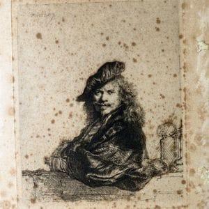 Paper image restoration