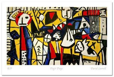 Dogs Days - David Larwill