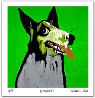 Growler IV - Adam Cullen