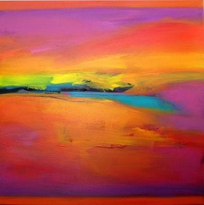 Sunset Glow - Jan Neil