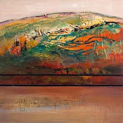 Sunset Layers - Jan Neil