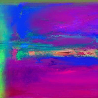Freedom Pink Blue - Jan Neil