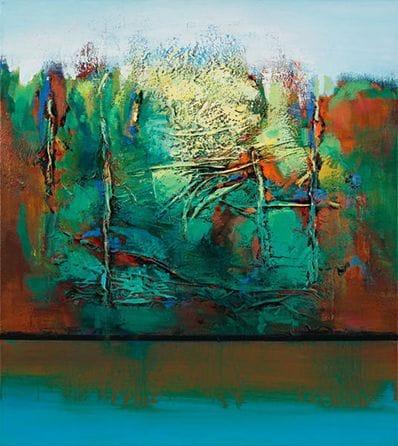 River Colours - Jan Neil
