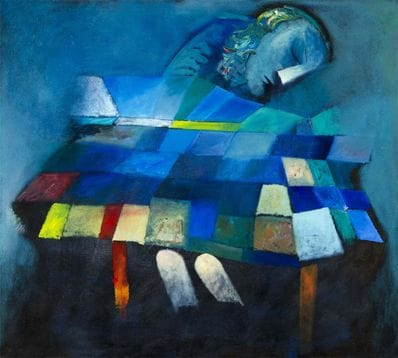 Charles Blackman - Dream