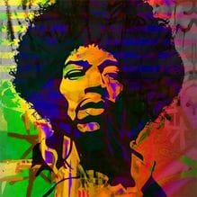 Jimmy Hendrix - Vanessa Neil