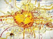 John Olsen - The Sydney Sun