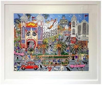 Luna Park by Greg Irvine