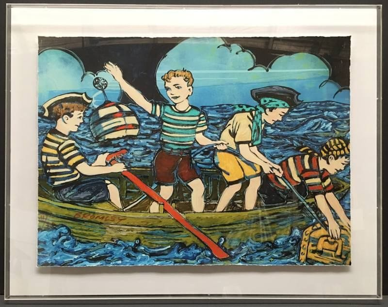 Thumbnail 4 Young Pirates - David Bromley