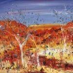 Approaching Mitchell Plateau by Matthew Perceval