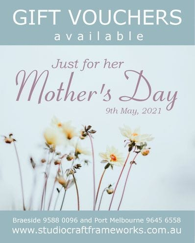 Gift Voucher Mother's Day 2021