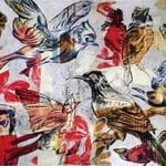 Birds and Flowers - David Bromley