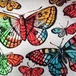 David Bromley - Silver Butterflies
