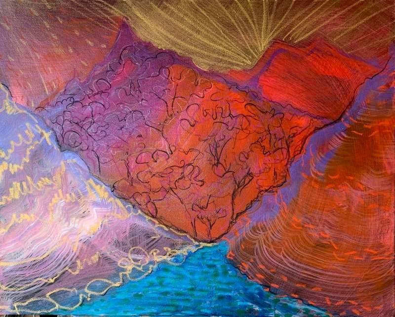 Thumbnail Lorne, landscape of my heart by Lara Bardsley