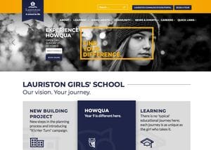 Lauriston Girls' School Marketing